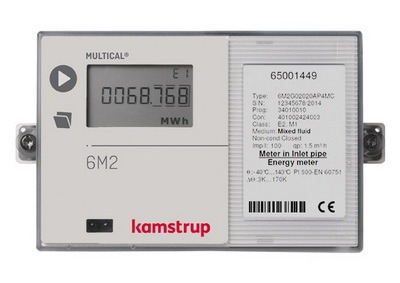 Heat and Cooling meters